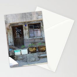 Abandonned Chinese House Stationery Cards