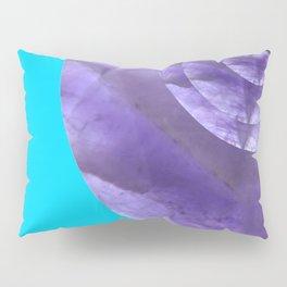 Light Blue Mystical Powers of Amethyst #society6 Pillow Sham