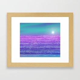 Polar Day Framed Art Print