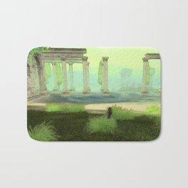 Temple ruins Bath Mat