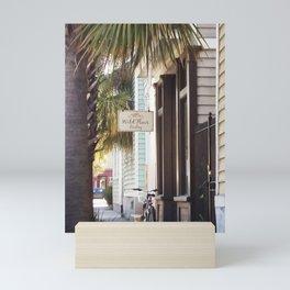 Charleston Bakery Mini Art Print