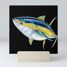 Yellowfin Tuna Mini Art Print
