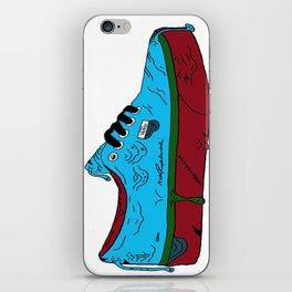 Zombie Vans iPhone Skin