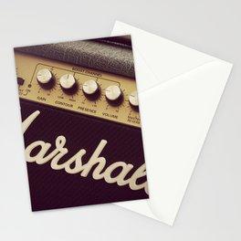 Marshall Amp Stationery Cards