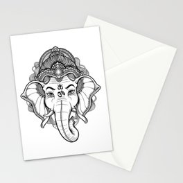 LORD GANESHA Stationery Cards