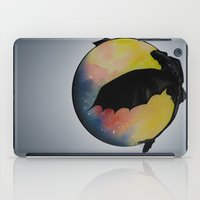toothless iPad Cases featuring Toothless by Emilee's Fine Art