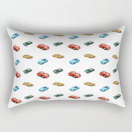Oldtimers Rectangular Pillow