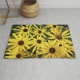 All is golden Rug