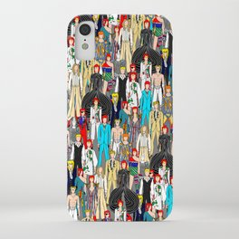 Bowie-A-Thon iPhone Case