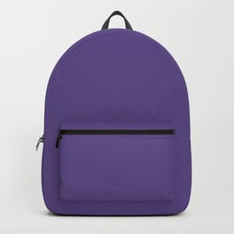 PANTONE 18-3838 Ultra Violet Backpack