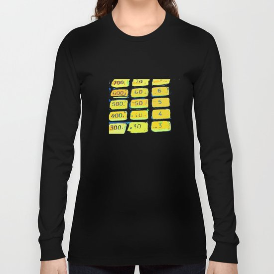 Vintage Cash Register Long Sleeve T-shirt