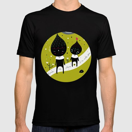 Home is where I'm with YOU T-shirt