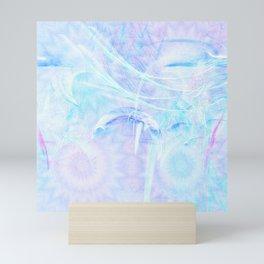 Delicate fairy world Mini Art Print