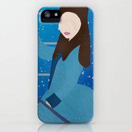 Souffle Girl, Clara Oswin Oswald - Doctor Who iPhone Case