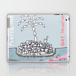 Plastic Isle Laptop & iPad Skin
