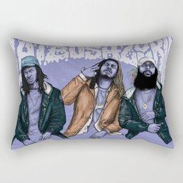 Flatbush ZOMBiES. Rectangular Pillow