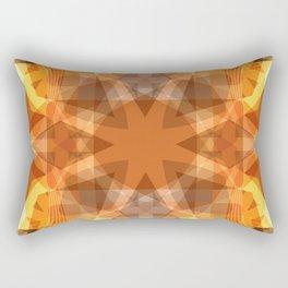 Magnificent Rays Rectangular Pillow