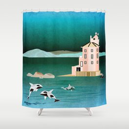Norway 7 Shower Curtain