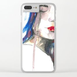 You made me forget ii Clear iPhone Case
