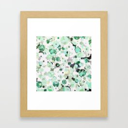Mint Julep Framed Art Print