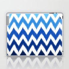 Ombre Ikat Chevron  Laptop & iPad Skin