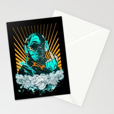 Ninja Beats Stationery Cards