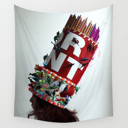 Art For Rent Wall Tapestry