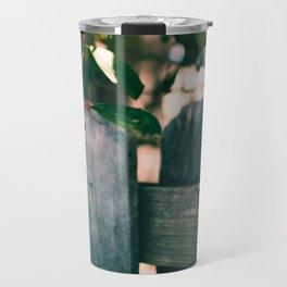 Fence Posts Travel Mug