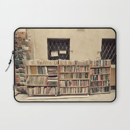 Old Books Laptop Sleeve