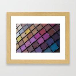 Spectrum 2 Framed Art Print