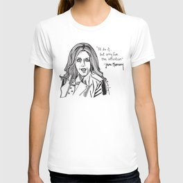 Jenna Maroney Drawing T-shirt