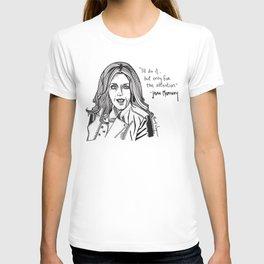 Jenna Maroney Drawing T-shirt