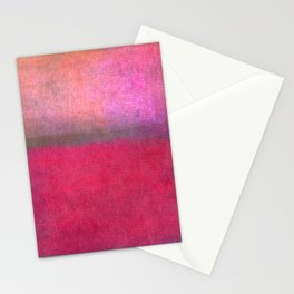 After Rothko Stationery Cards