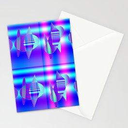 Artfishes b Stationery Cards