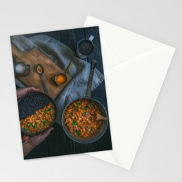 Best Damn Coconut Curry Stationery Cards