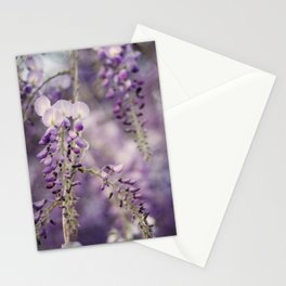 Aubergine Bliss Stationery Cards
