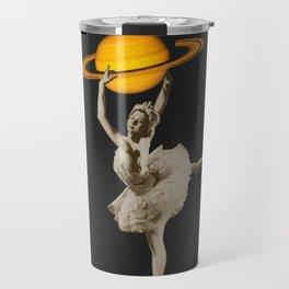 Dance with Saturn Travel Mug