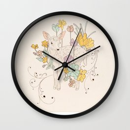 It Takes All Kinds Wall Clock