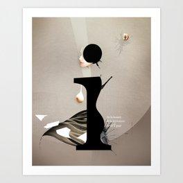 Eroticism Art Print