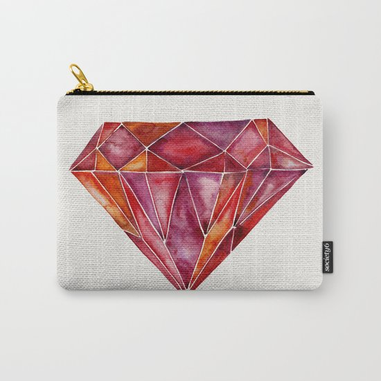 Million-Carat Ruby Carry-All Pouch