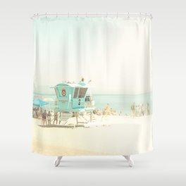 Santa Cruz Shower Curtain