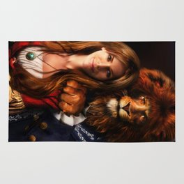 Beauty And The Beast Rug