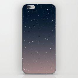 Keep On Shining - Peaceful Dusk iPhone Skin