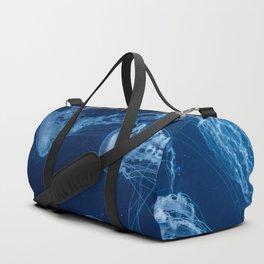 Jelly Fish Duffle Bag