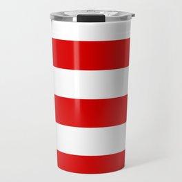 flag of bremen Travel Mug