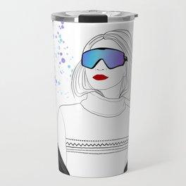Ski Bum Travel Mug