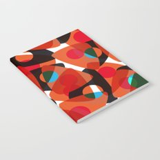 orange 70s Notebook