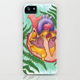 Sweetheart 2 iPhone Case