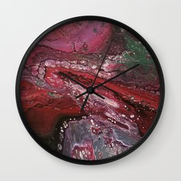 Pour7 Wall Clock