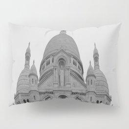 Sacre Coeur Paris France Pillow Sham